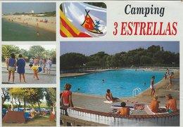 Camping  3 Estrellas. Costa Dorado. Spain  # 07780 - Unclassified