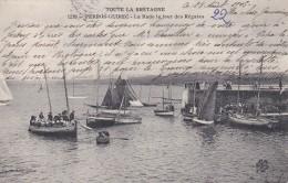 9T - 22 - Perros-Guirec - Côtes-d'Armor - La Rade Le Jour Des Régates - Toute La Bretagne - N° 1219 - Perros-Guirec