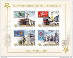 Cuba Hb 204sd - Blocks & Sheetlets