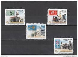 Cuba Nº 4275 Al 4278 - Cuba