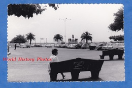 Photo Ancienne Snapshot - AJACCIO ( Corse ) - Parking Automobile Sur La Place - Juin 1967 - Auto - Cars