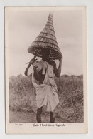 1316 Aborigines Africa Uganda Gala Head Dress - Oeganda