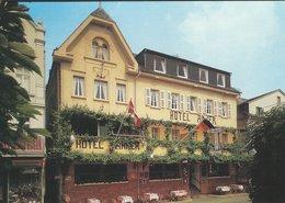 Hotel Anker. Kamp - Bornhofen/Rhein  Germany   # 07784 - Hotels & Restaurants