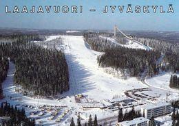 1 AK Finnland * Das Wintersportzentrum Laajavuori In Der Stadt Jyväskylä * - Finland