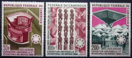 CAMEROUN                P.A 103/105             NEUF** - Cameroun (1960-...)