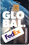 MEXICO - Global FedEx($20), Tirage 5000, 09/99, Used - Mexico
