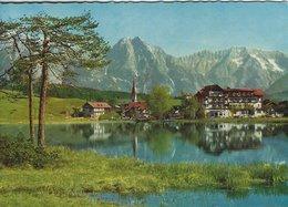 Alpiner Luftkurort Seefeld. Tirol Austria.   # 07787 - Hotels & Restaurants