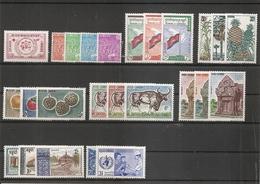 Cambodge ( Lot De Timbres Divers Différents XXX -MNH) - Cambodia