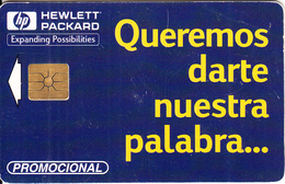 MEXICO - Hewlett Packard($20), Tirage 7500, 11/99, Used - Mexico