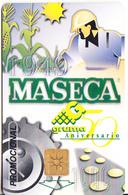 MEXICO - Maseca 50 Years($10), 04/99, Used - Mexico