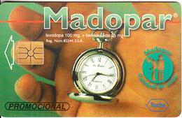 MEXICO - Madopar/Roche($10), Calendar 1999, Tirage 1800, 01/99, Used - Mexico