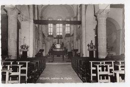 3 - OCQUIER - Intérieur De L'église - Clavier