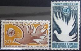 CAMEROUN                P.A 158/159             NEUF** - Cameroun (1960-...)