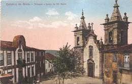 CELORICO DA BEIRA   - TRIBUNAL E IGREJA DE S.MARIA - Guarda