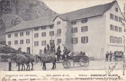 (20)    Hospice Du GRiMSEL - Altri