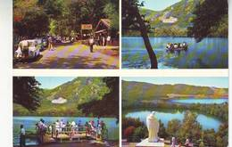 Monticchio Laghi(potenza):vedutine-viaggiata - Unclassified