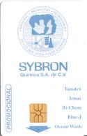 MEXICO - Sybron($20), Tirage 1000, 10/98, Used - Mexico