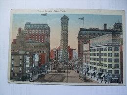 USA - New York - Times Square - Time Square