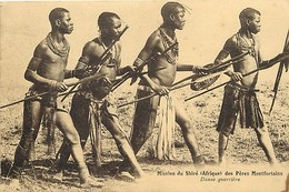 Pays Div : Ref M301- Malawi - Mozambique - Mission Du Shiré - Danse Guerriere - Missions -mission Des Peres - - Cartes Postales