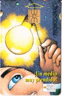 MEXICO - Régie T De México($10), Tirage 3000, 01/98, Used - Mexico