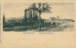 57 RICHEMONT  / Vue Vers Le Pont /  CARTE RARE - France