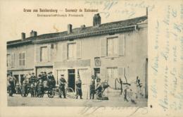 57 RICHEMONT  / Restauration Jospeh Freismuth  /  CARTE RARE - France