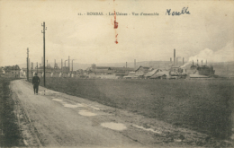 57 ROMBAS  / Les Usines   /  CARTE RARE - France