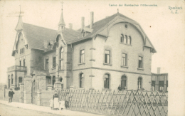 57 ROMBAS  / Casino Der Rombacher H¨ûttenwerke  /   CARTE RARE - France