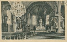 57 RETTEL / église Paroissiale  /   BELLE CARTE RARE - Andere Gemeenten