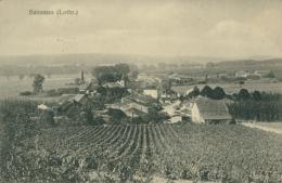 57 SALONNES  / Vue Générale / CARTE RARE - France