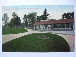 USA - Newburgh, N.Y. - Entrance To Orange Lake Park - Other