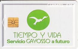 MEXICO - Tiempo Y Vida/Gayosso($20), Tirage 5000, 10/97, Used - Mexico