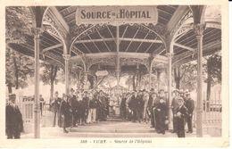 (03) Allier - Vichy - Source De L'Hôpital - Vichy