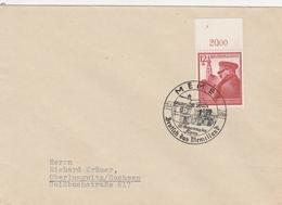 Allemagne Lettre Memel 1939 - Germany