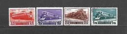 1949 - N. 1401/04 USATI (CATALOGO UNIFICATO) - Used Stamps