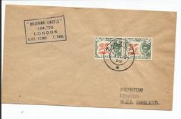 LSC 1959 De Zanzibar Vers Londres - Zanzibar (1963-1968)