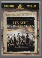 Les Sept Mercenaires Dvd - Western / Cowboy