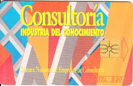 MEXICO - Consultoria($20), Tirage 2000, 05/96, Used - Mexico