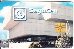 MEXICO - SeguCen($5), Tirage 34000, 03/96, Used - Mexico