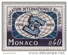MONACO 1969 - N° 806 - NEUF** - Monaco