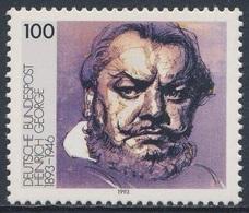 Deutschland Germany 1993 Mi 1689 Sc 1809 ** Heinrich George (1893-1946) German Stage And Film Actor / Schauspieler - Acteurs