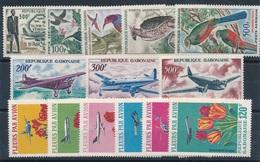 CD-282 :GABON:  Lot Avec PA** N°5-14/16-52/54-112/117 - Gabon