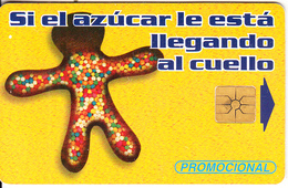 MEXICO - Si El Azucar Le.../Roche($10), Tirage 20000, 08/00, Used - Mexico