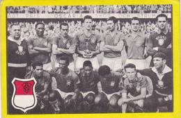 Football  Brésil - Trading Cards