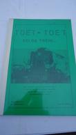 """Toet-toet Zei De Trein - Werkstuk Stations """">Dender-en Waasspoorlijn- Erik Bartels (zie Details)  Geraardsbergen - History"""