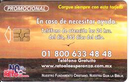 MEXICO - No A La Droga, Asociacion Reto A La Esperanza($10), Tirage 10000, 06/06, Used - Mexico