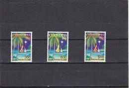 Cocos Nº 207 Al 209 - Islas Cocos (Keeling)