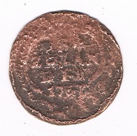 DUIT 1757 ZEELAND NEDERLAND  /4660G/ - [ 1] …-1795 : Former Period