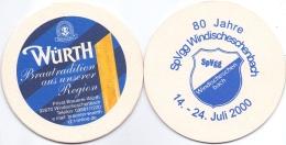 #D217-246 Viltje Würth - Sous-bocks