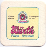 #D217-248 Viltje Würth - Sous-bocks